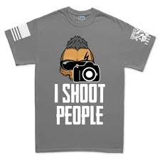 I Shoot People Men's T-shirt – Forged From Freedom Monster Truck El Toro Loco Kids Tshirt For Sale By Paul Ward Jam Bad To The Bone Gray Tshirt Tvs Toy Box For Cash Vtg 80s All American Monster Truck Soft Thin T Shirt Vintage Tshirt Patriot Jeep Skyjacker Suspeions Aj And Machines Shirt Blaze High Roller Shirts Jackets Hobbydb Kyle Busch Inrstate Batteries Amazoncom Mud Pie Baby Boys Blue Small18 Toddlers Infants Youth Willys Jeep Military Nostalgia Ww2 Dday Historical Vehicle This Kid Needs A Car Gift