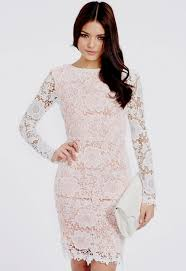 white lace dress with sleeves naf dresses