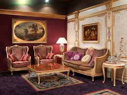 Vicky Sitting Room Sofa Set In 18th Century Style