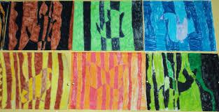 Coloriage Vasarely