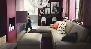 Interactive Living Room Design With Ikea Furniture Sets Cozy Picture Of