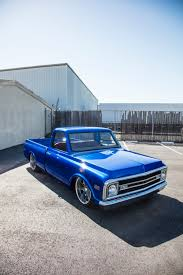 100 Chevy Truck 1970 C10 Pickup South City Rod Custom South City Rod And
