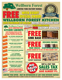 Wellborn Forest Cabinet Colors by Kitchen Cabinet Sales Limited Time Offers