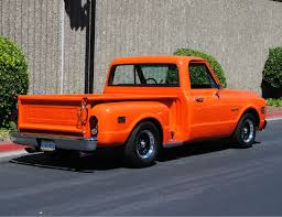 1972 Chevy Stepside Truck For Sale