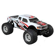 Amazon.com: 1/10 Tenacity 4WD RC Monster Truck Brushless RTR With ...