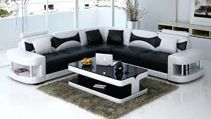 Contemporary Furniture For Small Spaces Black And White Functional Sofa Beds Design Ideas Ultra Modern Sofas