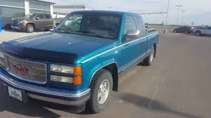 1994 GMC Sierra 1500 SLE 4x4 Extended Cab - 108889 - YouTube Gmc Sierra 1500 Questions How Many 94 Gt Extended Cab Used 1994 Pickup Parts Cars Trucks Pick N Save Chevrolet Ck Wikipedia For Sale Classiccarscom Cc901633 Sonoma Found Fuchsia 1gtek14k3rz507355 Green Sierra K15 On In Al 3500 Hd Truck Sle 4x4 Extended 108889 Youtube Kendale Truck 43l V6 With Custom Exhaust Startup Sound Ive Got A Gmc 350 It Runs 1600px Image 2