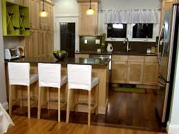 kitchen cabinets and light wood floors quicua