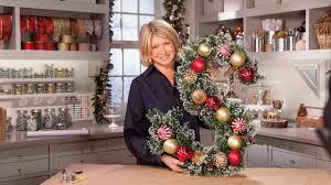 Martha Stewart Pre Lit Christmas Tree Instructions by Video Ask Martha Festive Monogram Wreath Martha Stewart