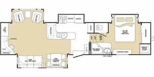 2008 Montana 5th Wheel Floor Plans by 2008 Keystone Montana 3600re