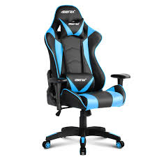 Merax Gaming High Back Computer Ergonomic Design Racing Chair, 21.7