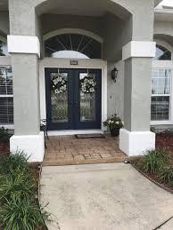 Exterior Need Front Door color to plement BM 1558