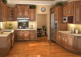 wall color for kitchens with maple cabinets trekkerboy
