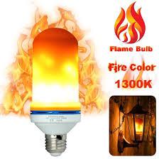 led light bulbs flicker effect l led bulb with