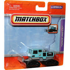 100 Tucker Truck Parts Matchbox Real Working Rigs TUCKER SNOCAT Shop Online For Toys