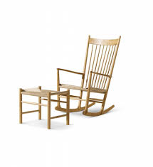 Fredericia Hans Wegner J16 Rocking Chair