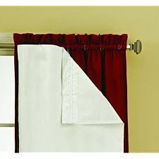 Light Filtering Curtain Liners by Blackout Curtain Liners Amazon Com
