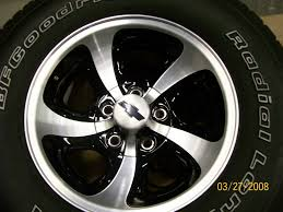 100 Rims For A Truck Painting The Rims On The Truck Chevrolet Um Chevy Enthusiasts