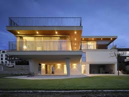 100 Villa Architects Contemporary Gold Coast Zurich STUDIOFORMA