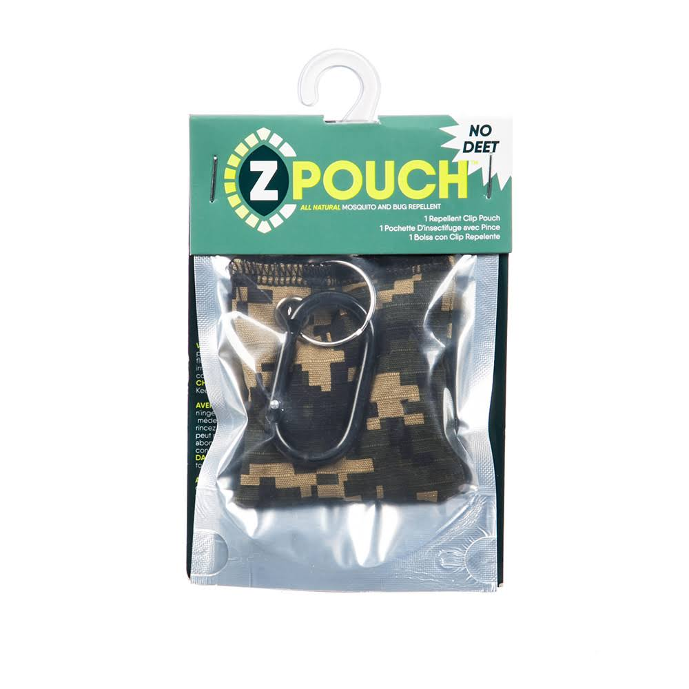 Mosquito Repellent Z-Pouch