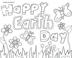 Coloring Pages Earth Day Free Printable For Adults Celebrated Year Events Held World