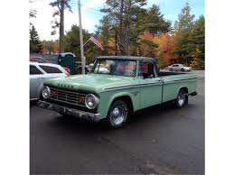 100 67 Dodge Truck 19 D100 For Sale ClassicCarscom CC729960