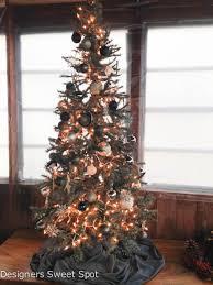 Christmas Tree Flocking Spray Can by Spray Painted Christmas Tree Christmas Tree Hometalk