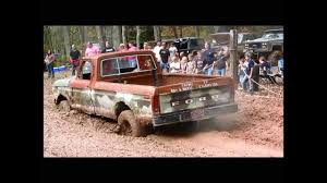 100 Mud Truck Video 19 FORD MUD TRUCK VIDEO COMBO JEFFREYS MUD BOG 2013 YouTube