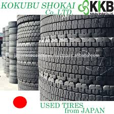 100 Used Truck Tires Japanese Reliable Premium Second Hands Tyres At