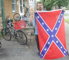 100 Confederate Flag Truck My Neighbor In Plattsburgh Put A Flag In His Window So