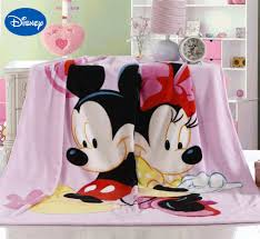Minnie Mouse Bedroom Decor by Minnie Mouse Blanket Promotion Shop For Promotional Minnie Mouse