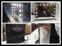polaiao large makeup mirror studio theatre cosmetic