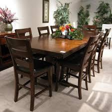 Layton Trestle Counter Table