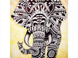 Download Canvas Art Ideas For Teenagers Elephants