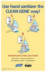 Hand Washing Poster Elementary School 2