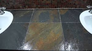 how to seal slate or tiles amazing can