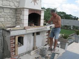 modele de barbecue exterieur comment construire un barbecue exterieur pinteres