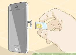 2 Easy Ways to Activate a Replacement Verizon Wireless Phone