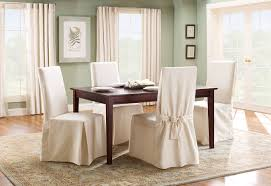 Cotton Duck Long Dining Chair Slipcover Buy Chair Covers Slipcovers Online At Overstock Our Best Parsons Chair Slipcover Tutorial How To Make A Parsons Elegant Slipcover For Ding Room Chairs Stylish Look Homesfeed How Fun Are These Slipcovers From Pier 1 20 Awesome Scheme Ready Made Seat Table Rated In Helpful Customer Reviews With Arms 2081151349 Musicments Transformation Without Sewing Machine Build Basic Decorating Gorgeous Shabby Chic For Lovely Fniture