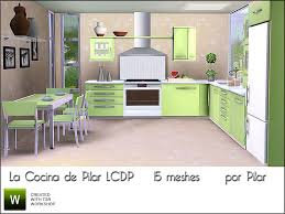 Cool Sims 3 Kitchen Ideas by Sims 3 Updates Downloads Objects Kitchen Page 3