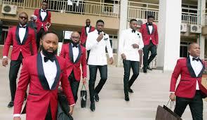 Dress For Groom Wedding In Nigeria