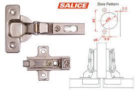 salice america inc c2p9g99 bar3r39 salice concealed euro hinge