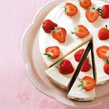 philadelphia rezept erdbeer vanille cheesecake