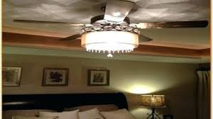 Dining Room Ceiling Fans Outstanding In Chandeliers Attached Chandelier With