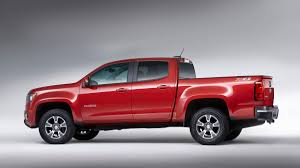 100 New Chevy Mid Size Truck 2017 Colorado Gets A Power Bump New Eightspeed Auto