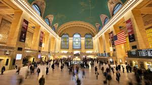 Shaw Resilient Flooring Install by Shaw Puts Its Flooring To The Test In Grand Central Terminal