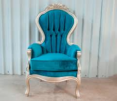 French Accent Chair Blue by French Provincial Accent Chair 605 Provincial