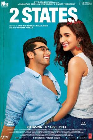 2 States 2014 Full Movie Download Watch Online HD DVDRip
