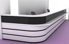 plateau melamine sur mesure artdesign comptoirs et banques d accueil sur mesure