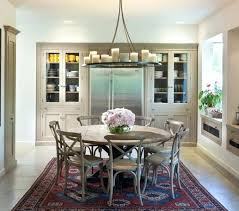 Foyer Dining Room Decorating Ideas Round Table Decor For Top